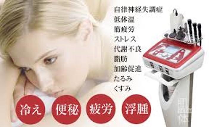 RAFOS Premium RF高周波マシン5